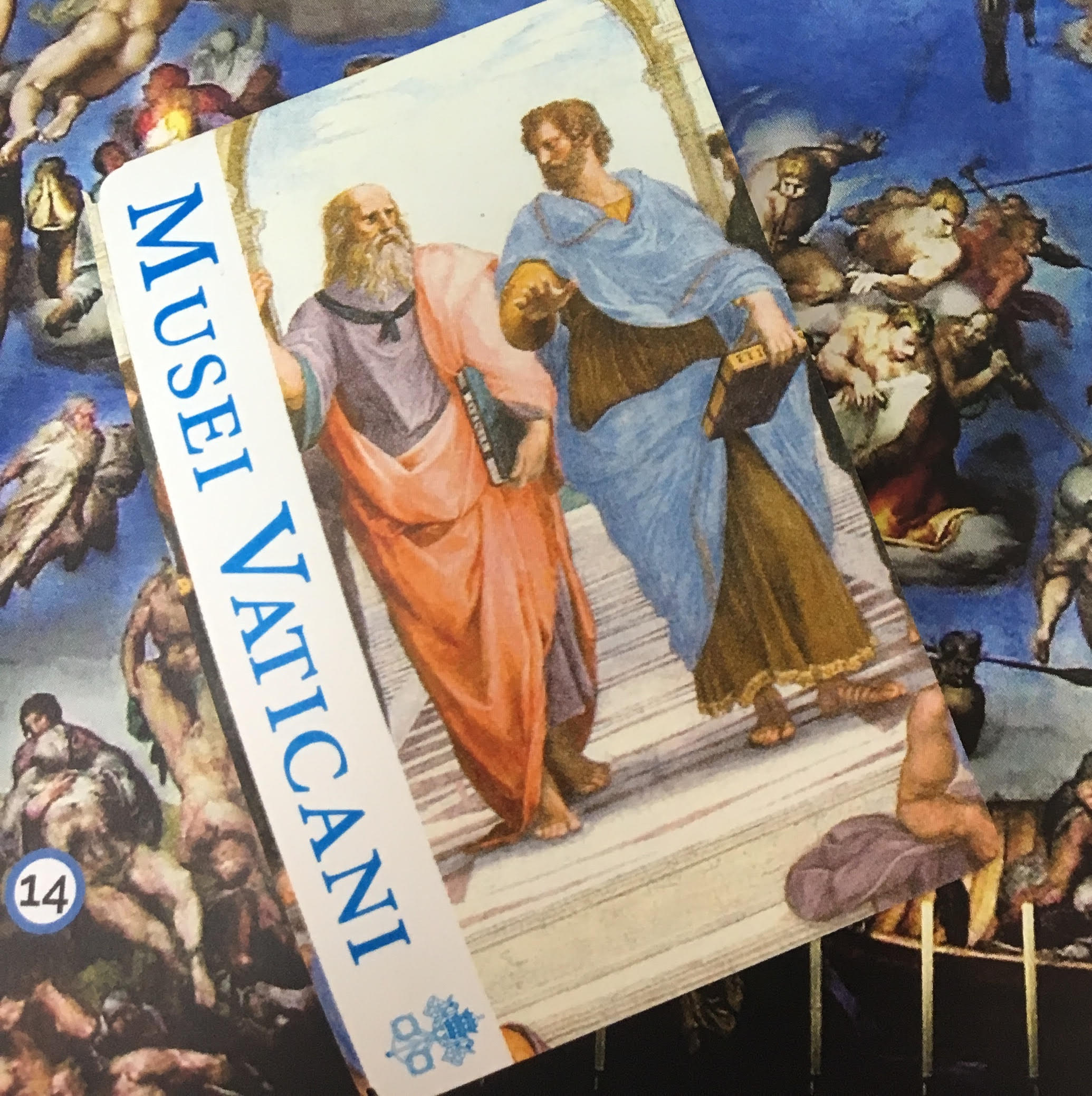 Tickets skip the line Vatican Museums & Sistine Chapel
